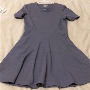 NWOT purple dress